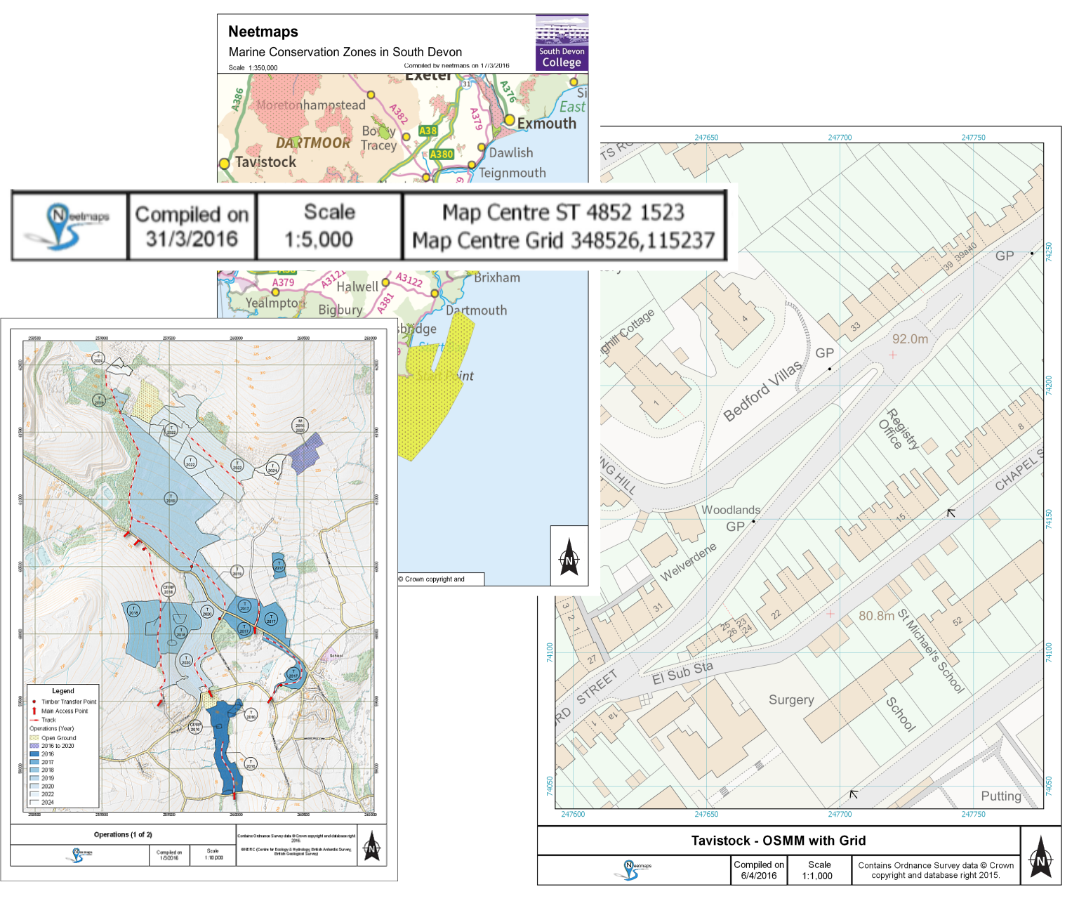 Content Map Examples: Mapping For You...