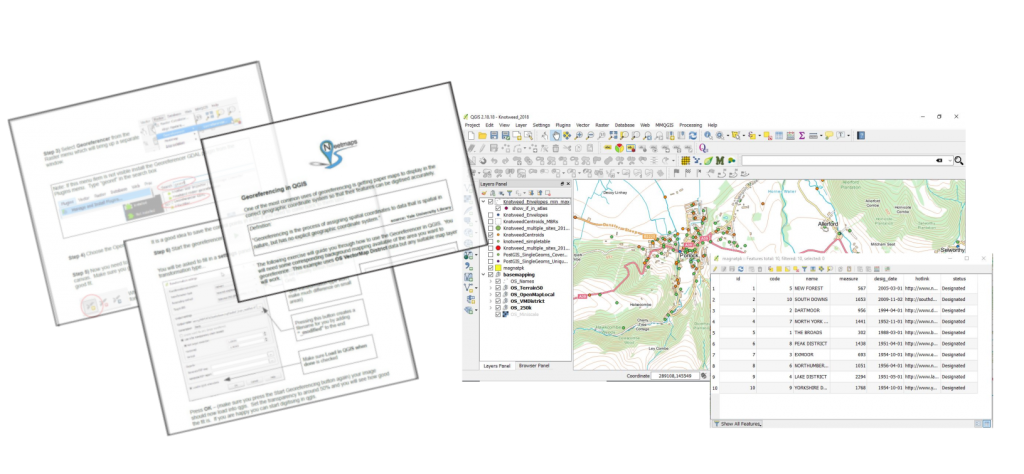 GIS Technical Support & Documentation
